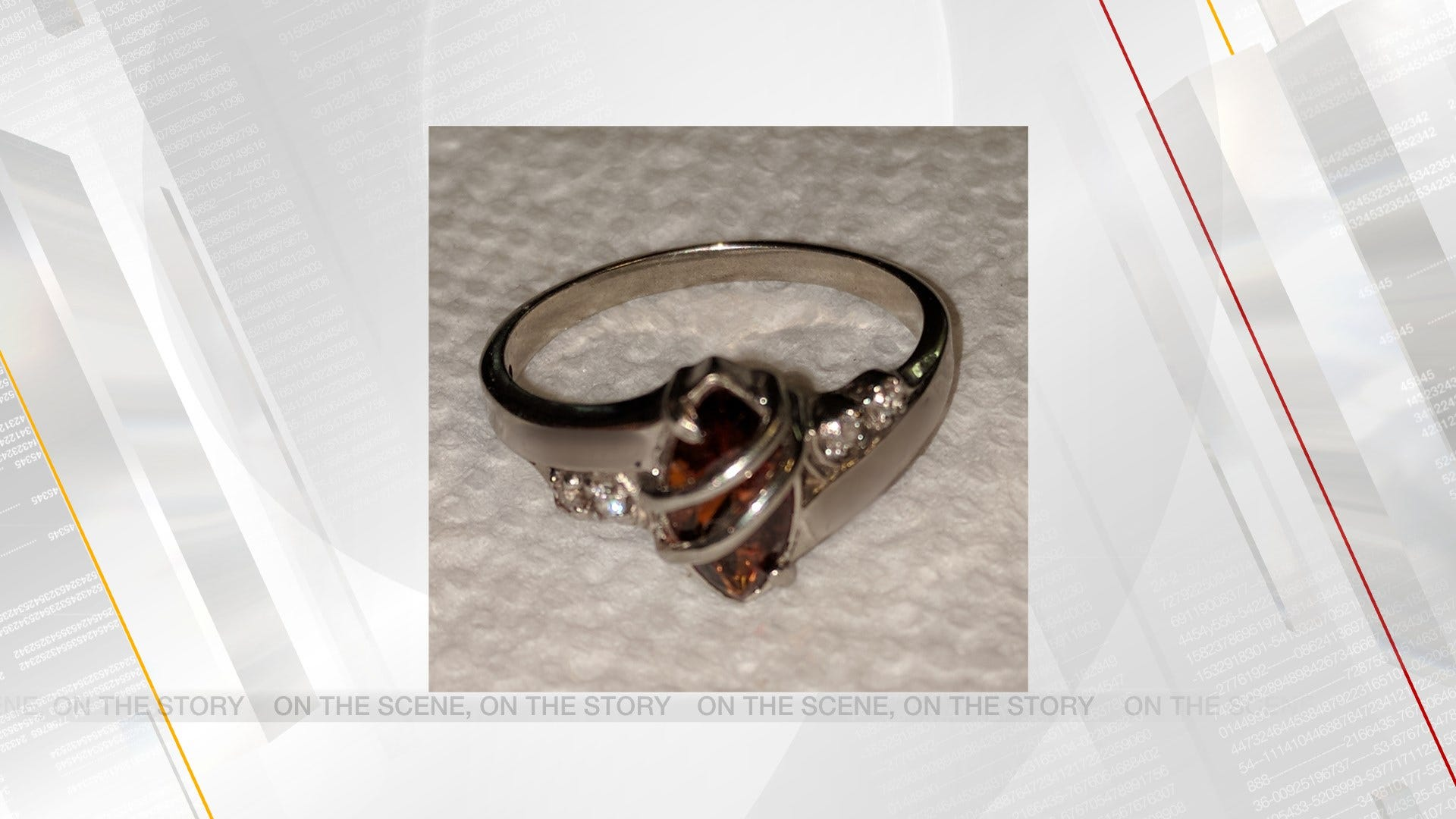 Metro Woman Hoping To Solve The Mystery Of The Found Jewelry