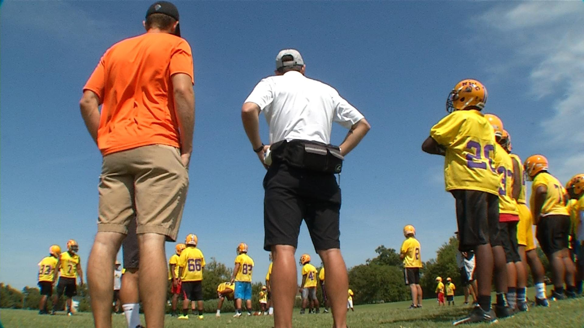 NFL Partners With OKC Schools To Reduce Sports Injuries