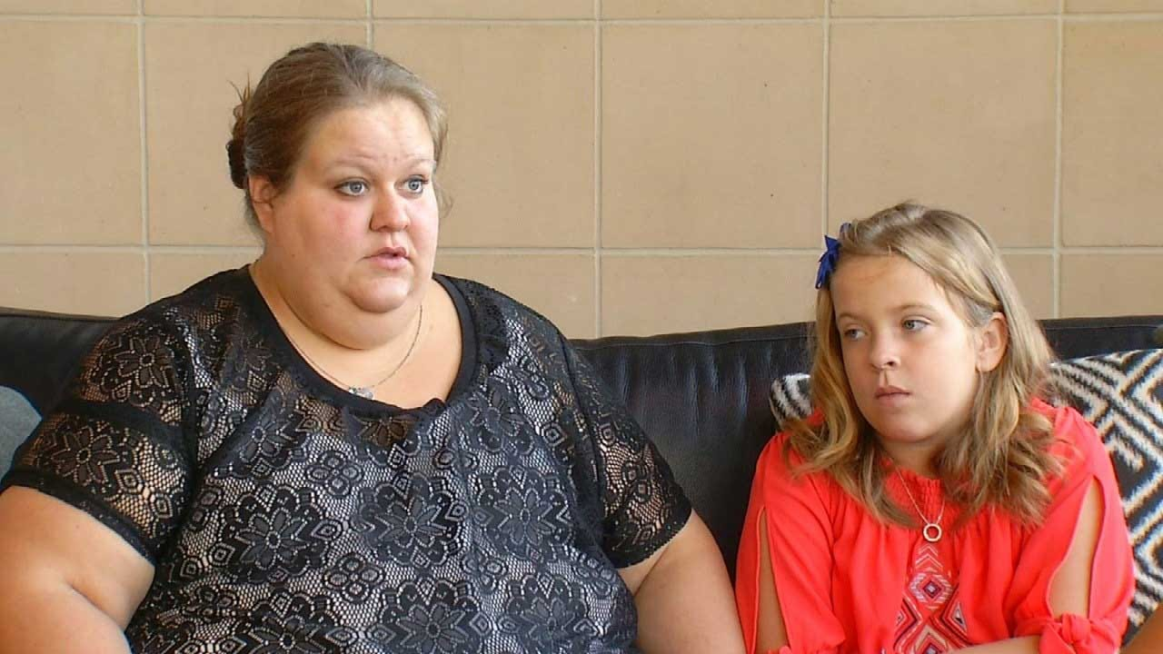 Oklahoma Mother, Daughter Tackle Weight Loss Together