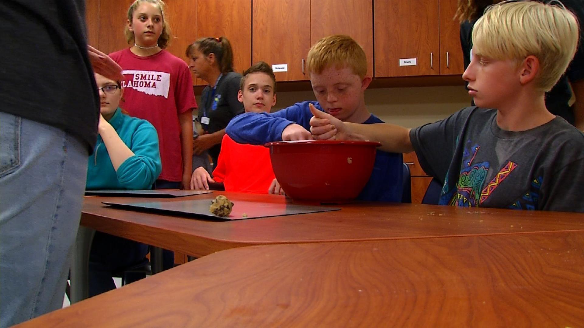 Deer Creek Students Get Hands On In Harvey Relief