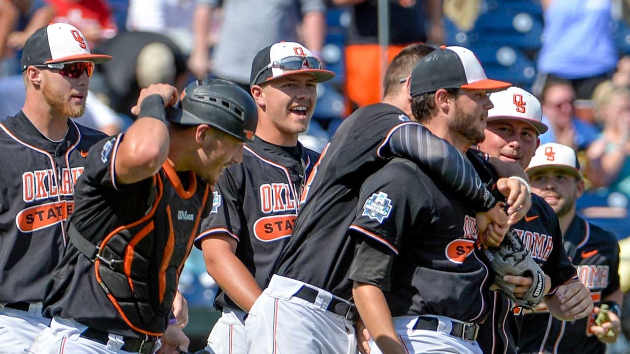 OSU Baseball Signs 20 In 2018 Recruiting Class