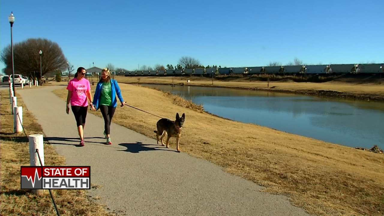 Statewide Movement Gets Oklahoma Healthy
