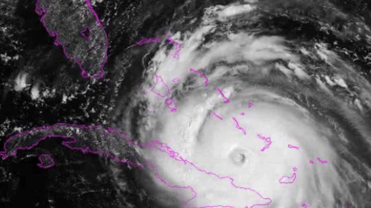 Hurricane Irma Expected To Take Aim At Florida Sunday