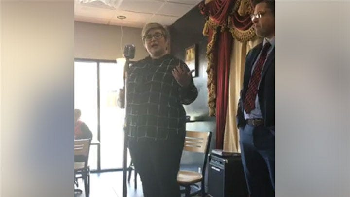 [UNFILTERED] Coffee Chat With The Reps In Norman