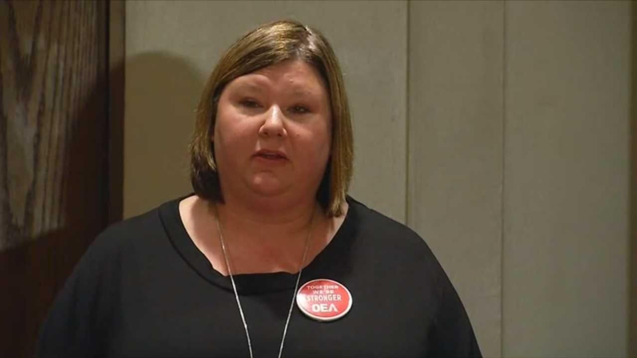 OEA Announces End To Teacher Walkout, Calls For Voter Movement