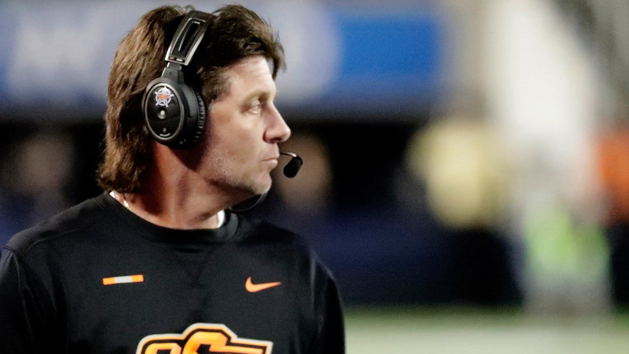 OSU Coach Gundy Announces 2 Players To Sit Out Liberty Bowl