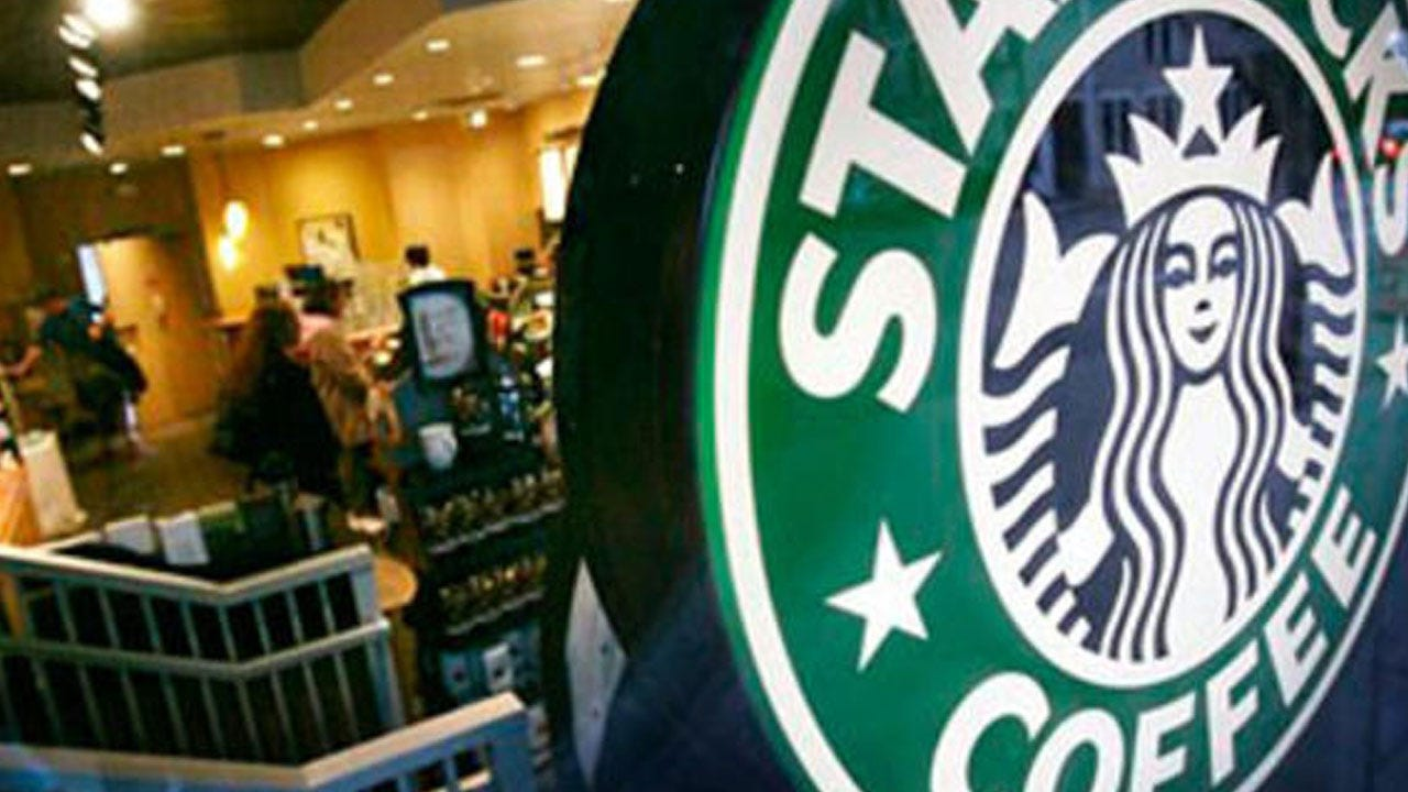 Starbucks Apologizes After California Police Weren't Served