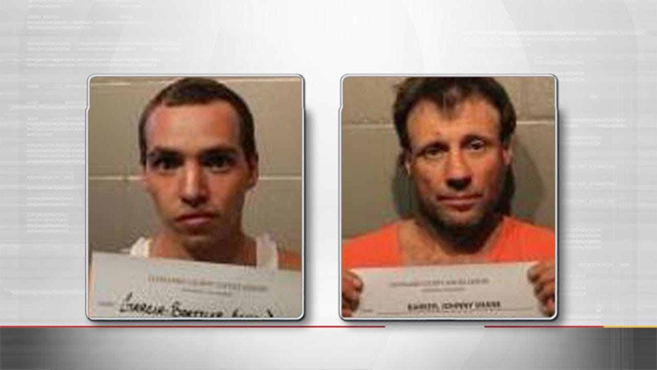 2 Men Accused Of Being Accessories In Moore Murder Investigation