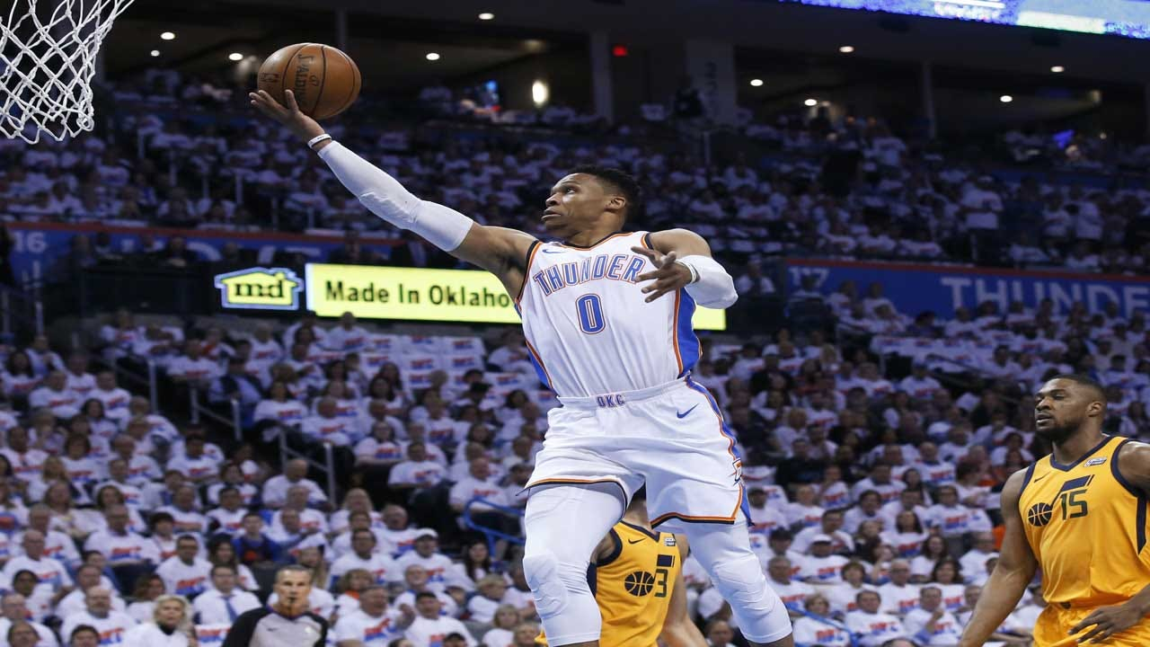 Oklahoma City Thunder's Full 2018-19 Schedule Released