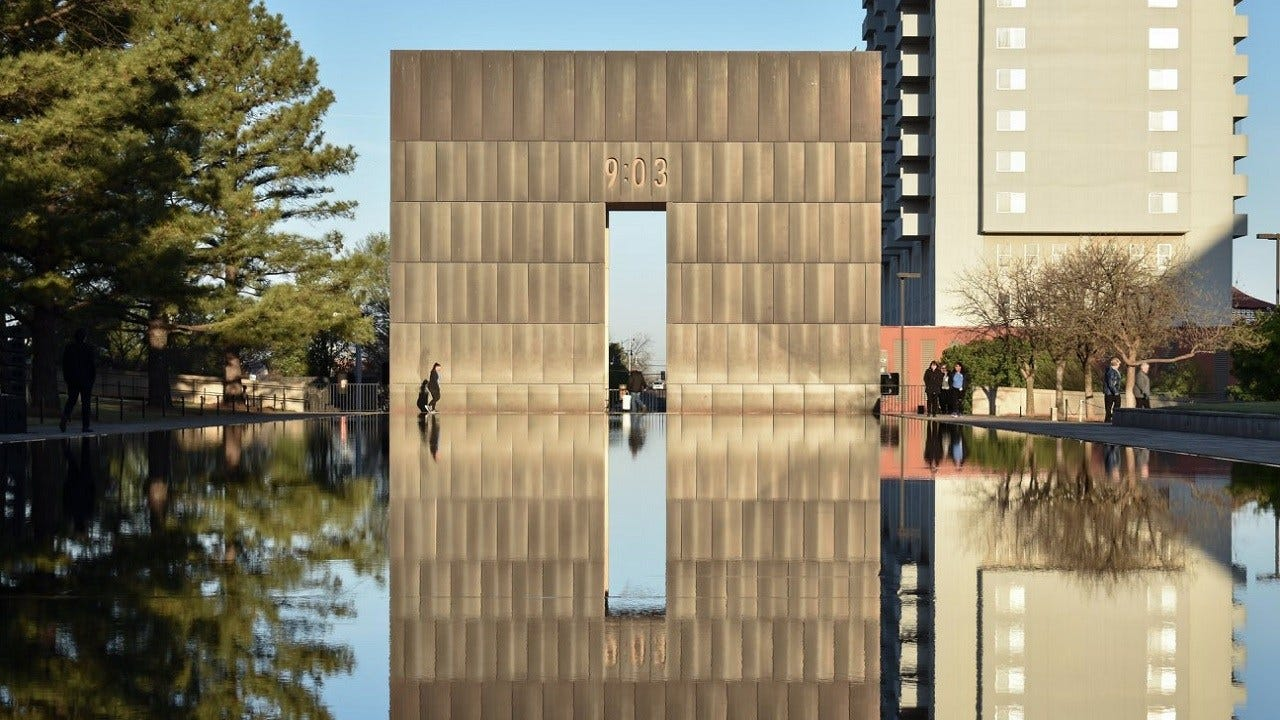 [UNFILTERED] Images From OKC Bombing Memorial Remembrance Ceremony