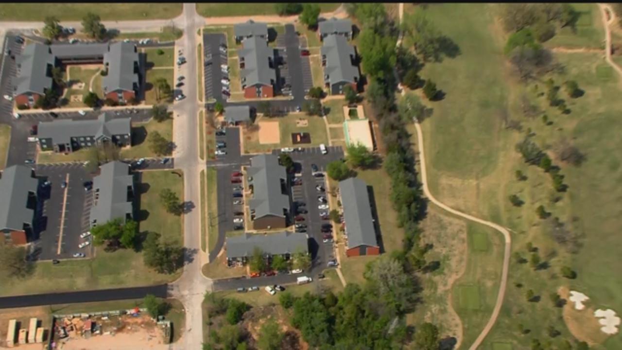 Suspect Identified In Homicide Near OU Golf Course