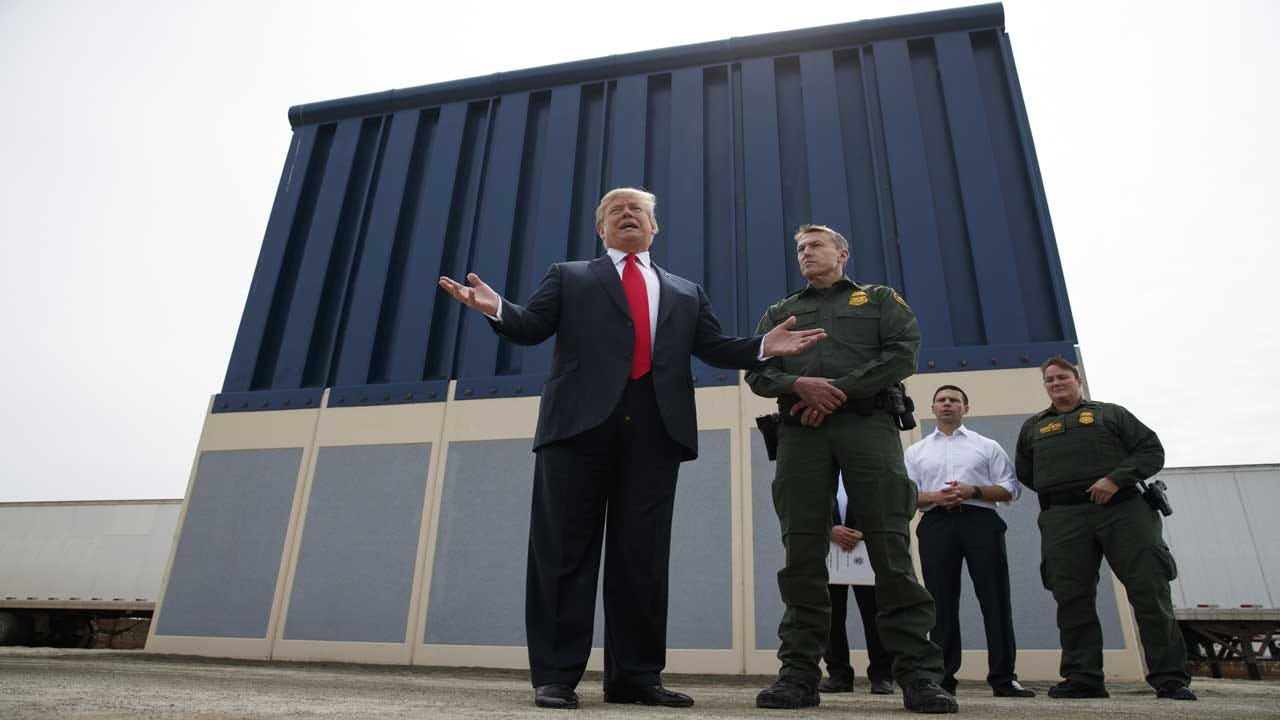 Trump's National Emergency Order Facing Legal Challenge By Multiple States