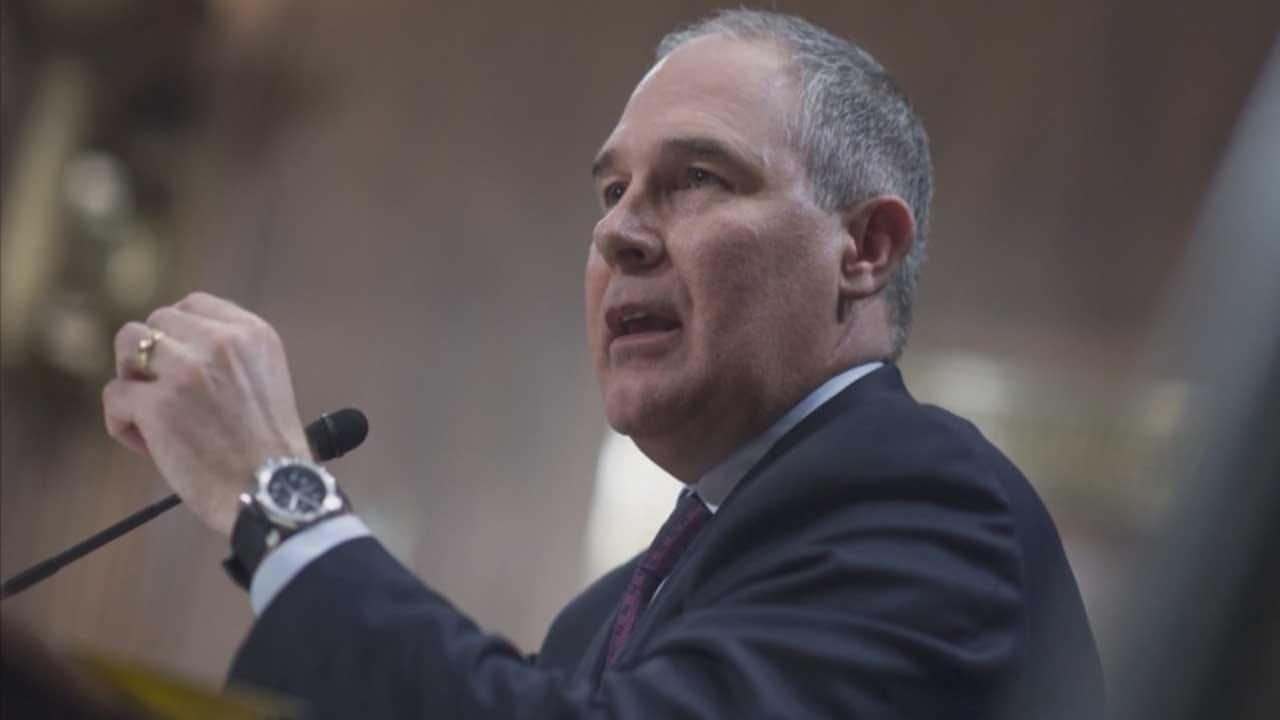 Attorneys General Sue EPA, Scott Pruitt Over Pollution Requirements