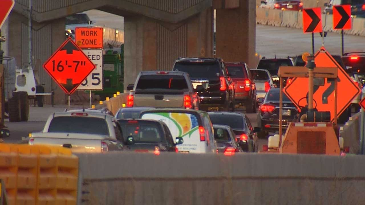 ODOT To Have 1st I-235 Weekend Closure Of 2020 Starting On Jan. 24