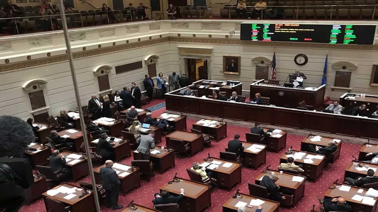 Senate Passes Historic Funding Bill For Teacher Pay, State Employee Raises