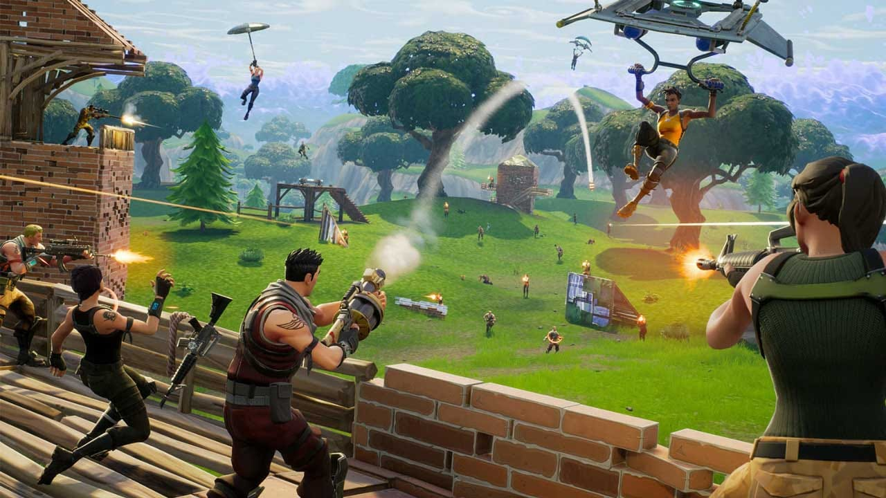 Fortnite Tutors Are A Thing. And Yes, Parents Are Paying Them
