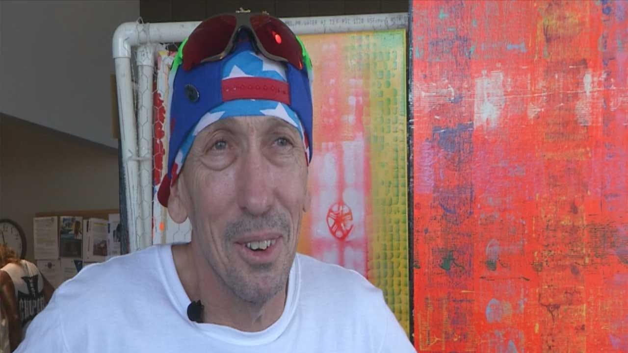 Art Show Help Oklahoma City's Homeless