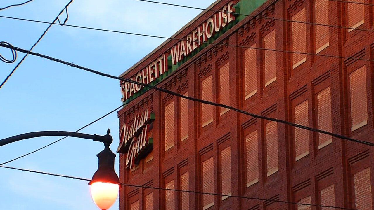 Developer Discusses Plans For Spaghetti Warehouse Building