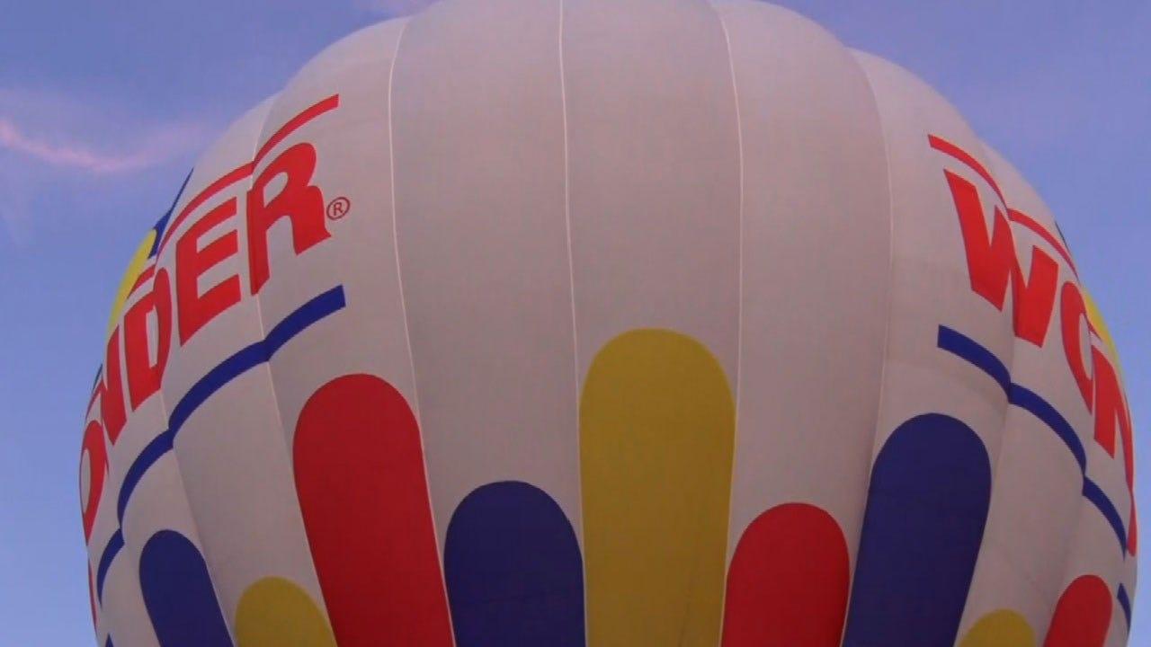 Firelake Fireflight Balloon Festival This Weekend In Shawnee