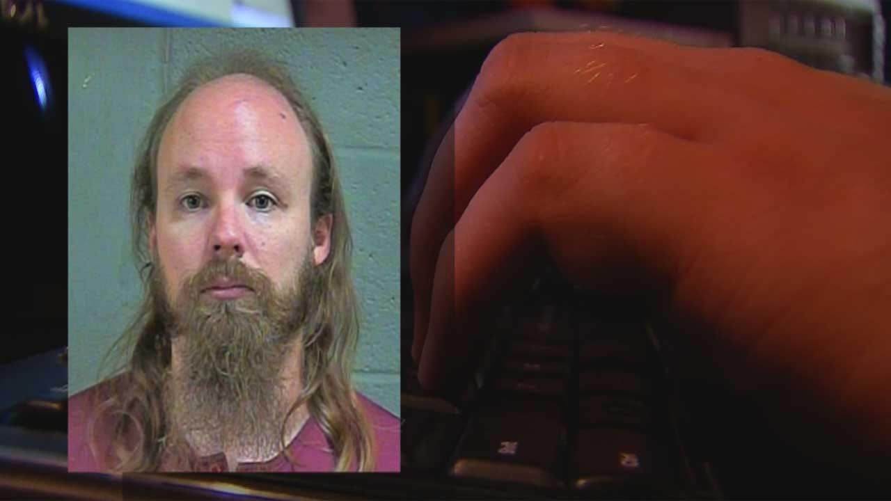 OKC Man Arrested For Sharing Thousands Of Child Porn Videos, Images