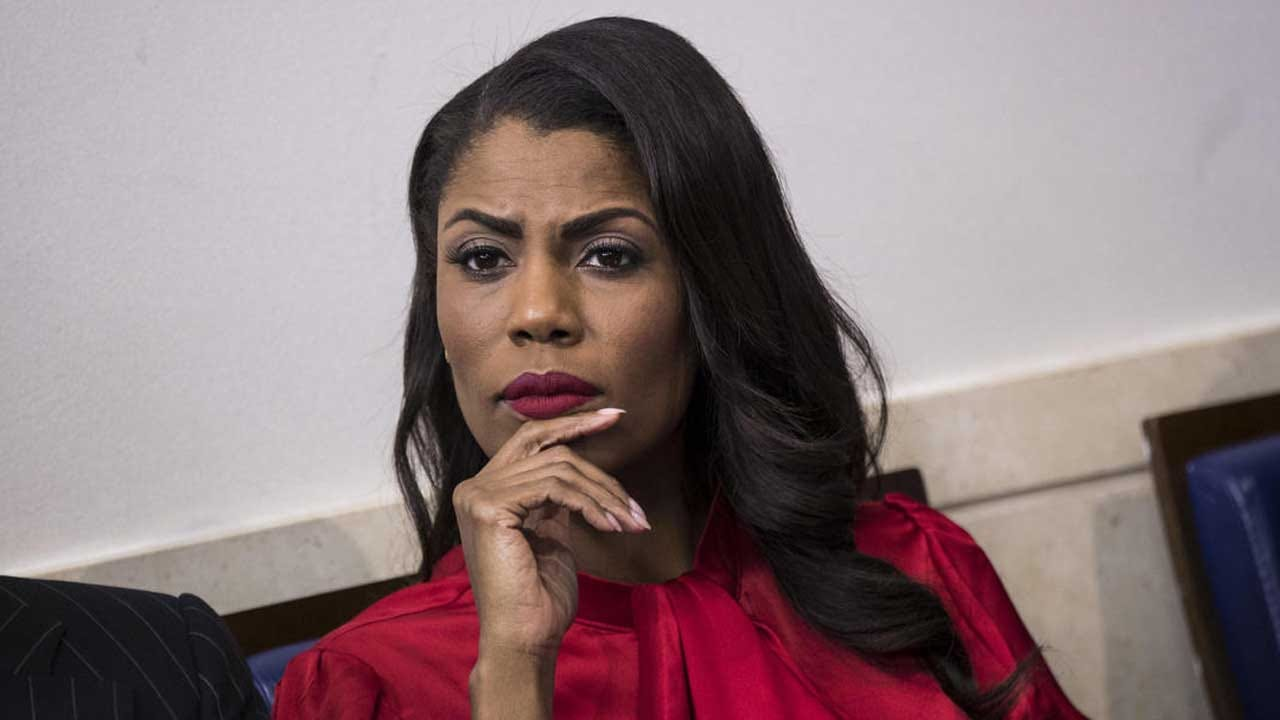Omarosa Manigault Newman Claims To Have Taped John Kelly Firing Her