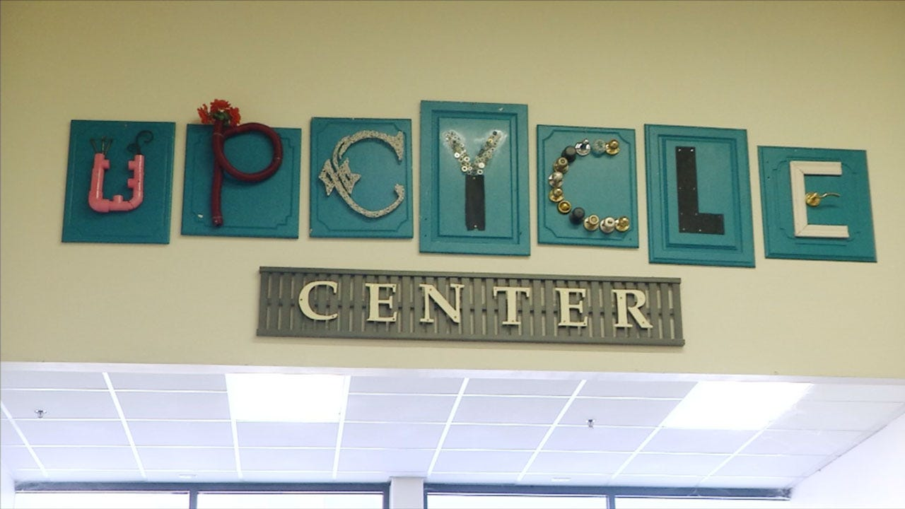Habitat For Humanity's Upcycling Center