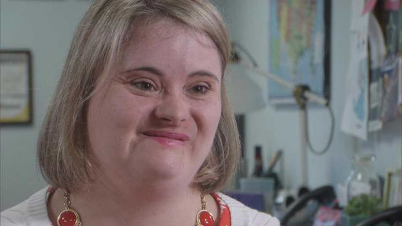 Meet the High-Powered Washington Lobbyist With Down Syndrome