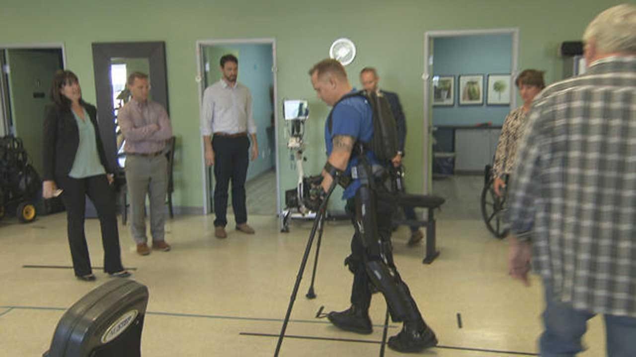 Robotic Exoskeletons: Helping Paraplegics Walk Again