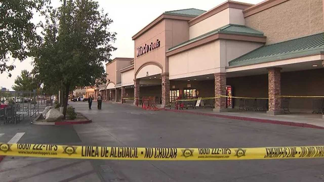 Body Found Stuck In Store Pillar May Belong To Fugitive