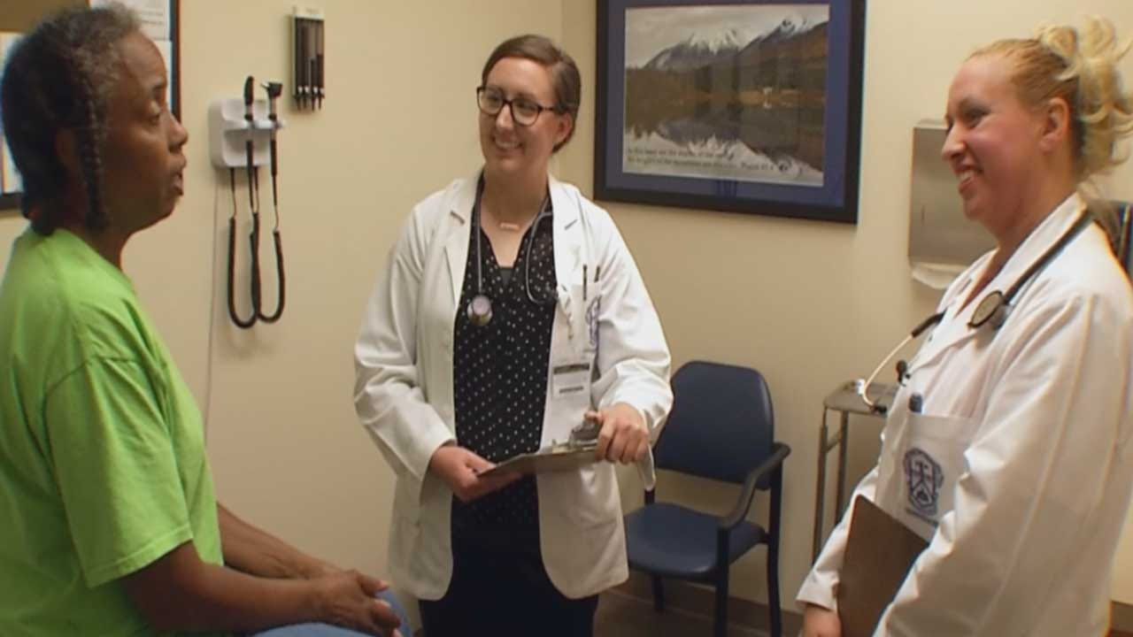 Good Shepherd Clinic Offers Free Medical Care In OKC