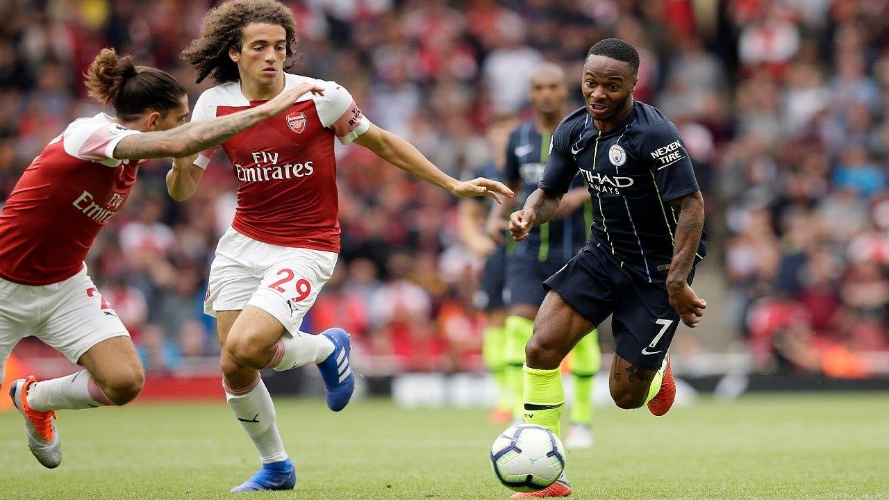 Premier League Roundup: Good Starts For Manchester United, Manchester City, Tottenham Hotspur