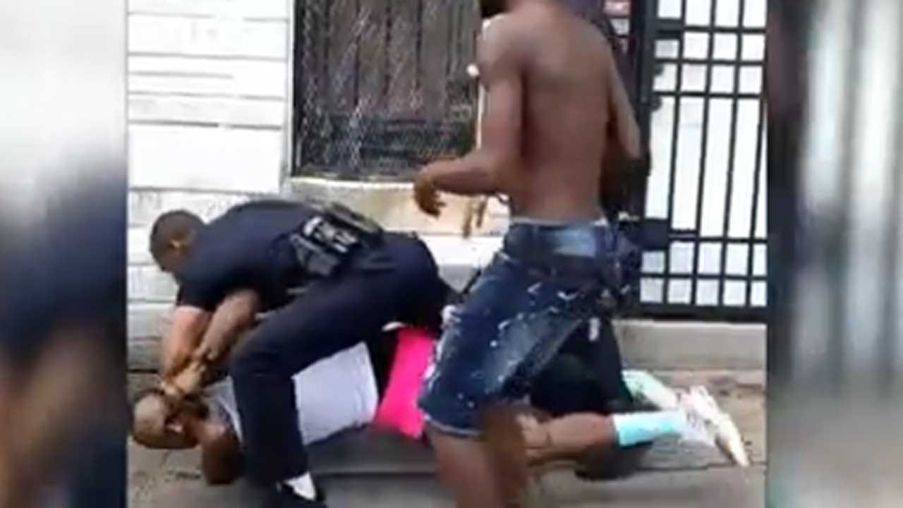 Baltimore Cop Indicted On Assault Charge After Video Shows Him Punching Man