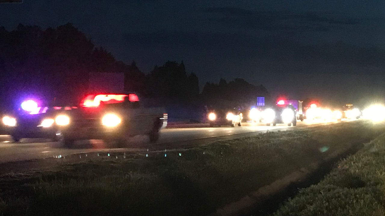 Person Killed In Auto-Pedestrian Accident Near Edmond