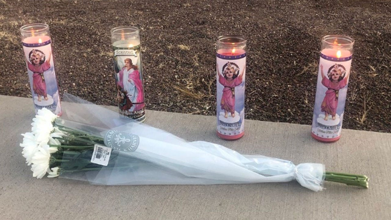 Mother Killed Saving Three Children In Parking Lot Accident On First Day Of School
