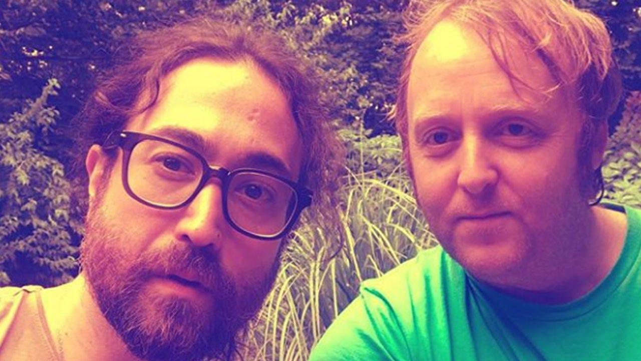 Photo Of John Lennon, Paul McCartney's Sons Brings Beatles Fans Flashbacks