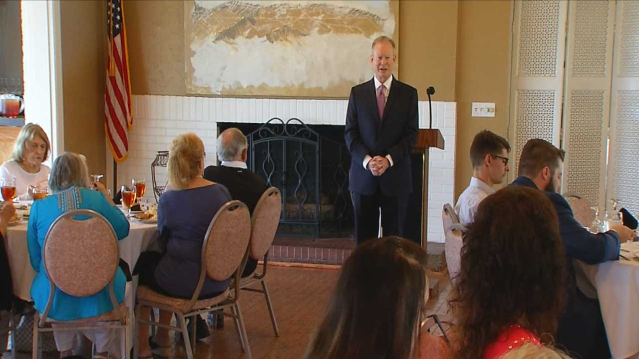 Mick Cornett Says He's Logged 60,000 Miles On The Campaign Trail