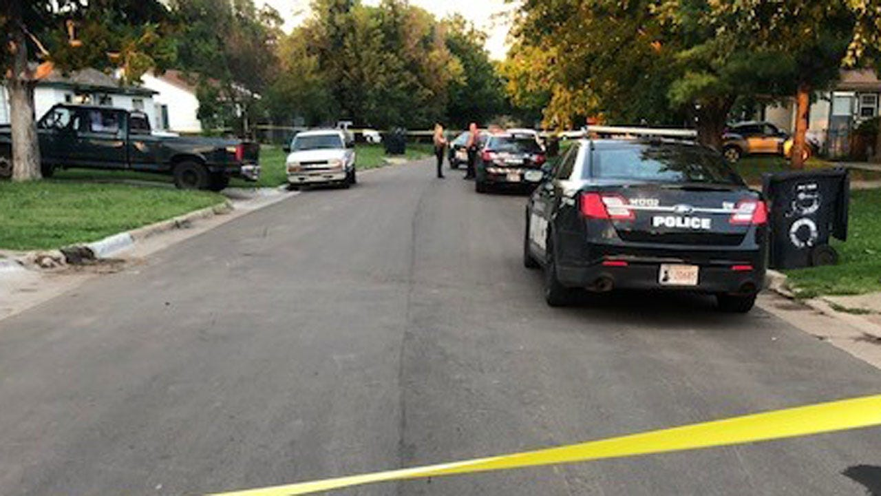 OCPD: Man Shot While Eating Dinner At Home In SW OKC
