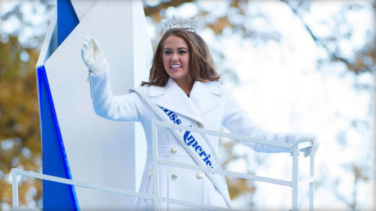 Miss America Says She Was Bullied, Manipulated And Silenced By Pageant Leadership