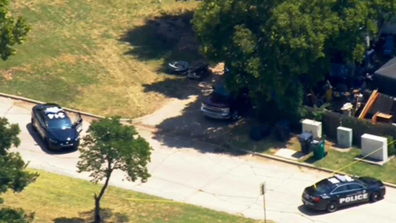 1 Person Hospitalized Following Shooting In SW OKC