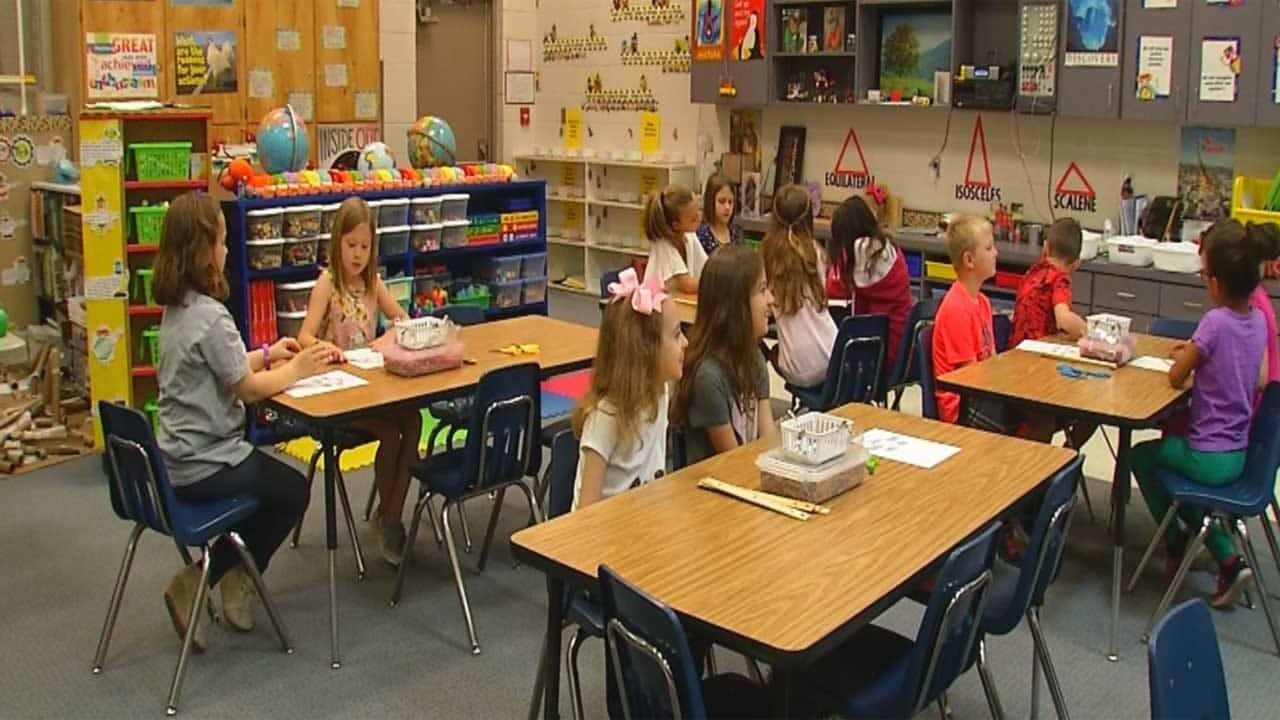 Oklahoma Students Prepare For STEM Careers