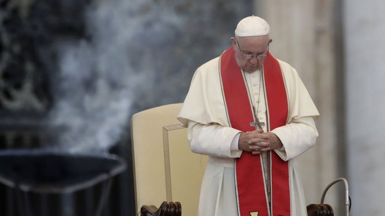 Pope Francis Confirms Priests' Abuse Of Nuns Included 'Sexual Slavery'