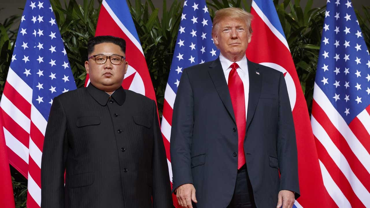 Possible Peace Declaration Looms Large Over Trump-Kim Summit