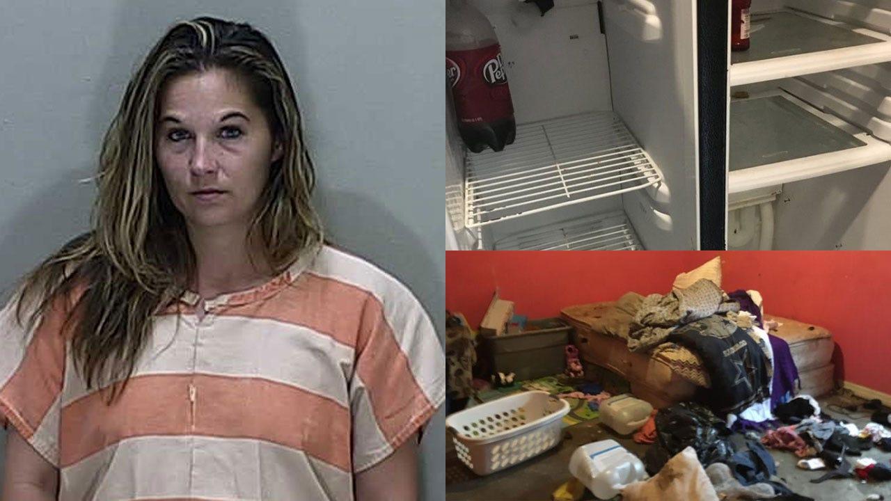 Six Children With Lice, Open Sores Found Wandering Neighborhood; Mother Arrested