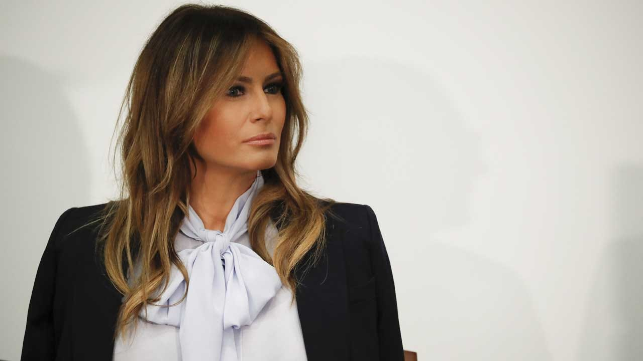 Melania Trump Says She's One Of The 'Most Bullied' People In The World