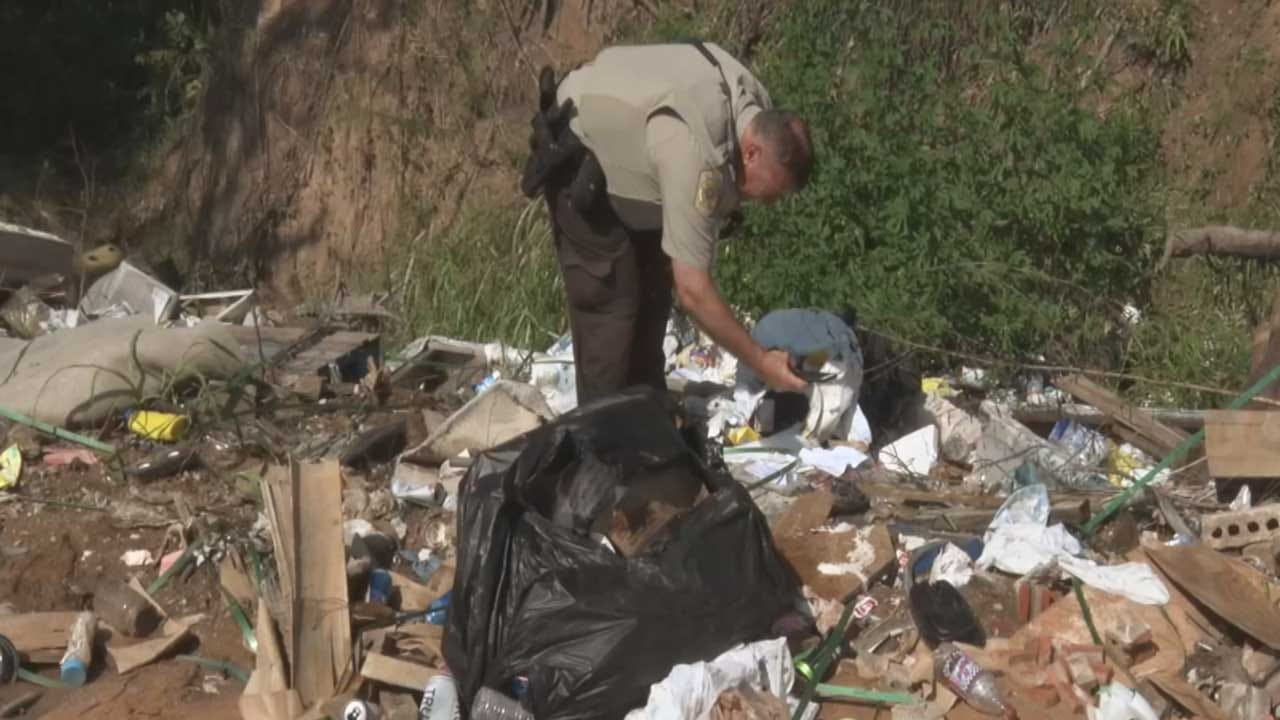 New Investigator Tackles Illegal Dumping In Pottawatomie County