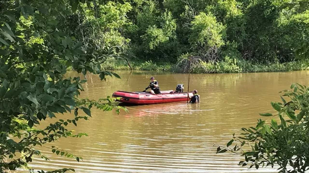 OCFD: Body Recovered In Car Found In North Canadian River