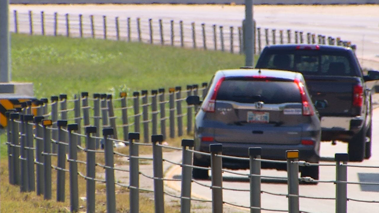 ODOT Plans To Replace Guard Rails With Cable Barriers On Two-Lane Highways