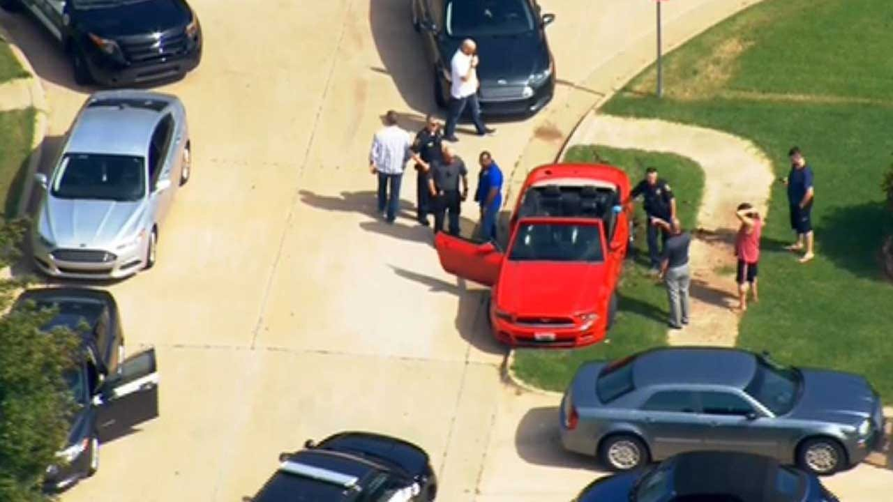 Police Arrest 1 After Chase In Moore