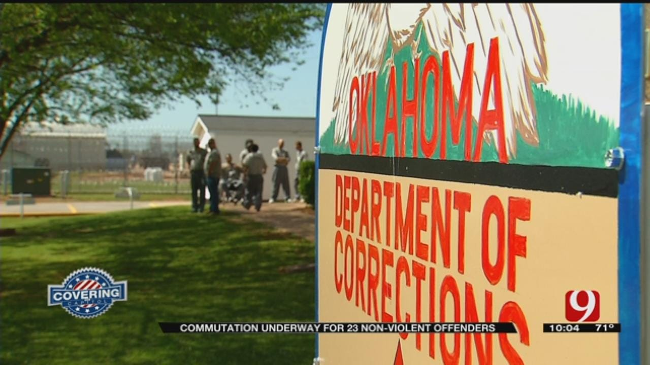 Prisoners Could Have Sentences Commuted Under Criminal Justice Reform