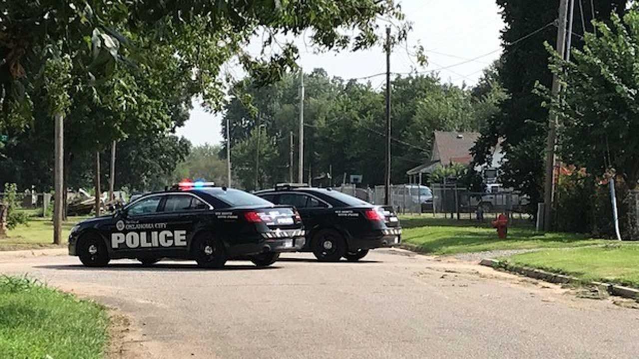 SW OKC Standoff Ends In Multiple Arrests, Dog Shot